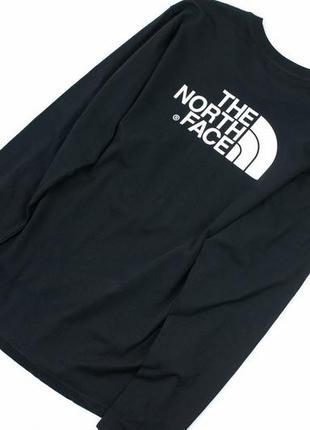 The north face m tee лонгслив кофта