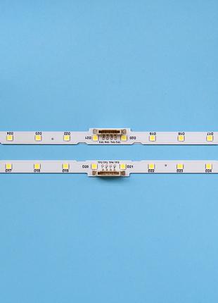 Led подсветка AOT-55-NU7100 Samsung UE55NU7100U UE55NU7120U