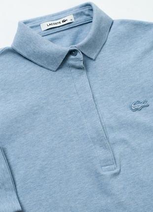 Lacoste женское поло футболка