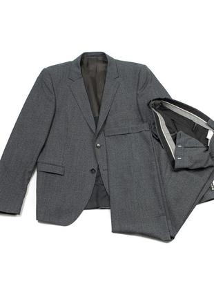 Strellson wool suit мужской шерстяной костюм hugo boss armani ...