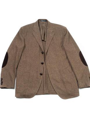 Polo ralph lauren бесподкладочный пиджак