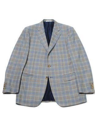 Pal zileri мужской пиджак блейзер шерсть
