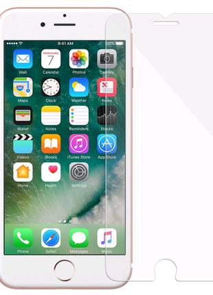 Защитное стекло для iPhone 7 plus 8 plus