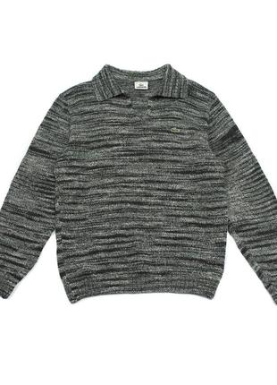 Lacoste мужской свитер