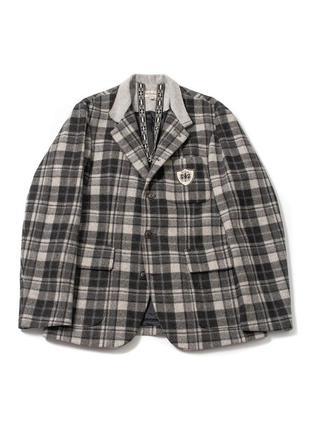 Luis trenker мужской пиджак куртка блейзер шерсть ralph lauren...
