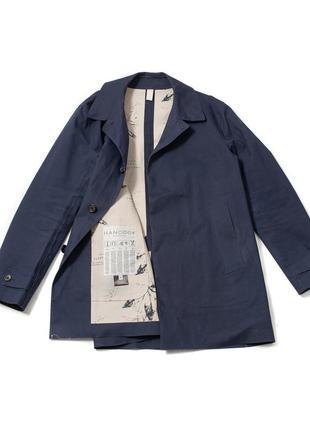 Hancock car coat мужской плащ куртка тренч burberry acne dsqua...