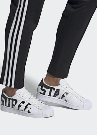 Мужские кроссовки adidas originals superstar артикул fv2816
