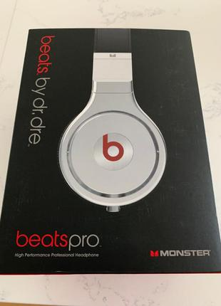 Monster beats by dr. dre pro навушники