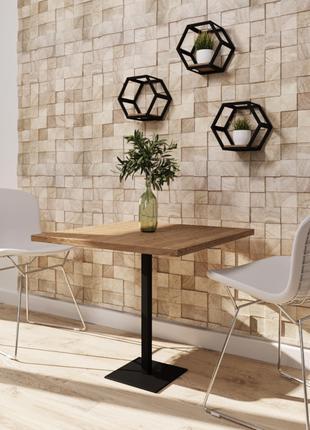 Стол обеденный для дома или кафе