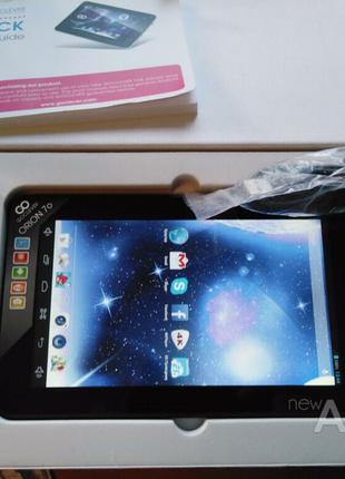 goclever новый планшет! 1GB оперативки! 7 дюймов! не пропусти!!!