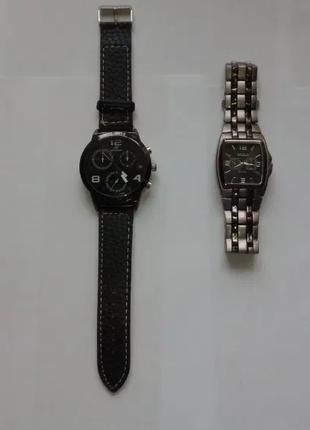 Часы с качественным японским механизмом. Quartz. Красивый дизайн.