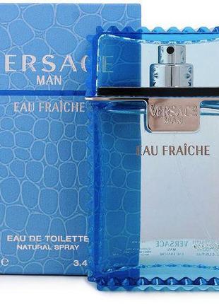 Versace Eau Fraiche 50ml оригинальная парфюмерия