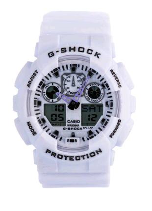Часы | Casio G-Shock GA-100