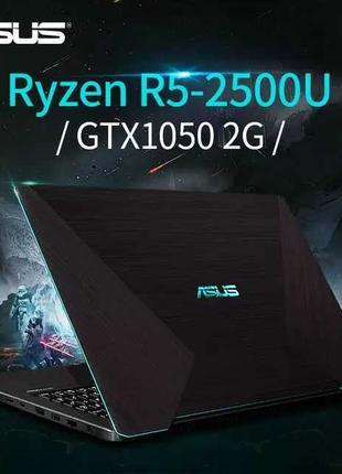 Игровой ноутбук ASUS YX570ZD (AMD Ryzen 5 2500U/GTX1050/8GB ram/1