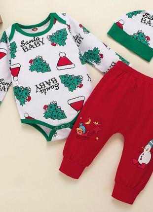 ✍🏻шикарный новогодний костюм для малышей