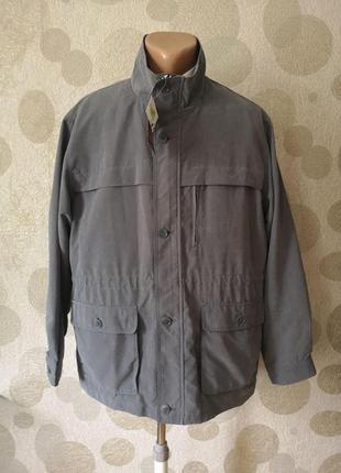 Мужская куртка ветровка большого размера