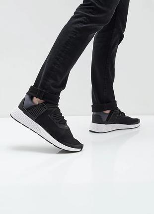 Мужские кроссовки со стелькой soft foam+
