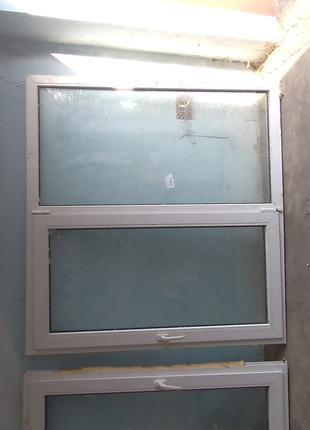 Металопластиковые окна rehau б/у