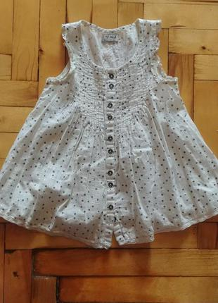 Классная легкая блузочка