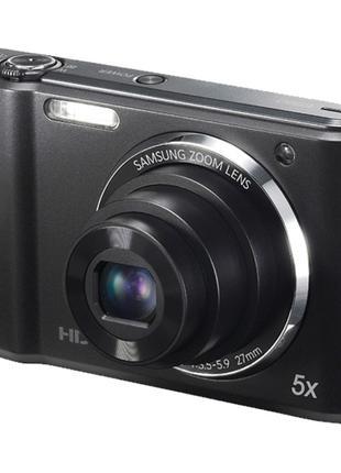 Фотоаппарат Samsung Black + чехол для фотокамеры