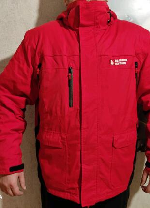 Продам зимнюю куртку Recco TCM  р 52