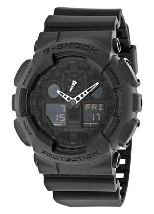 Часы мужские Casio G-Shock GA100-1A1CR. Оригинал. Новые