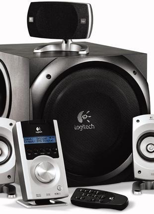 Акустическая система Logitech Z-5500 - THX / 5.1 / Колонки / 5+1