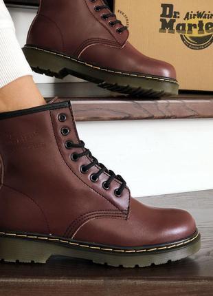 Крутые ботинки Dr. Martens 1460