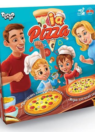 "Игра для всей семьи""IQ Пицца"" Danko Toys"