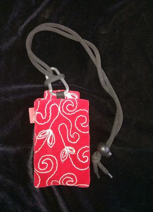 Чехол-сумочка для телефона