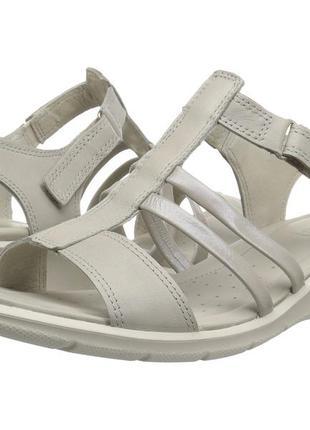 Босоножки ecco felicia ankle sandal, оригинал. 39р. 41р.