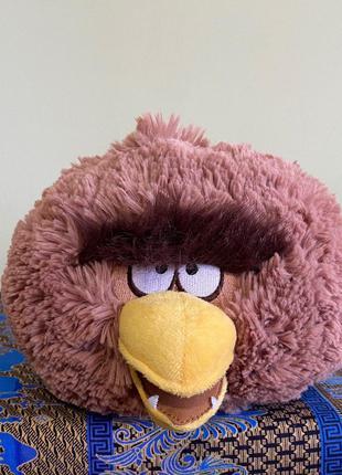 Мягкая игрушка Angry Birds star wars Чубакка
