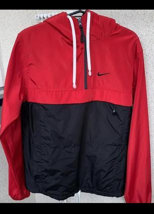 Куртка мужская анорак nike