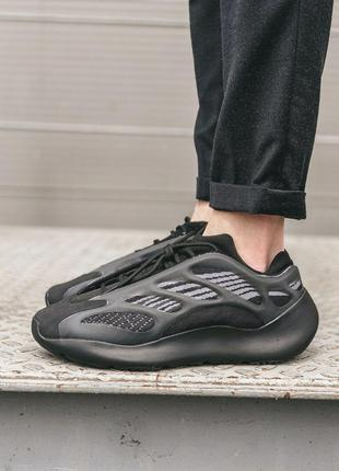 Кроссовки Adidas Yeezy Boost 700 V3 Black