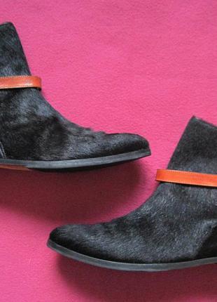 Melvin & hamilton susan 13 (41,5) меховые ботинки деми женские