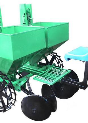 Картофелесажалка на 150 л (мини-трактор)