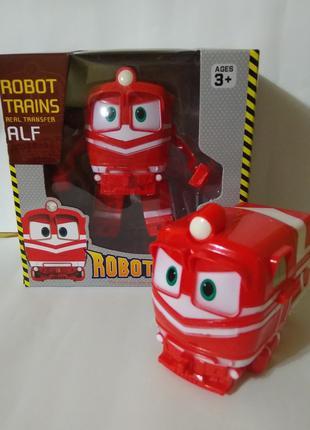 """Трансформеры """"Роботы поезда"""""""