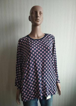Блуза tom tailor размер xl- xxl