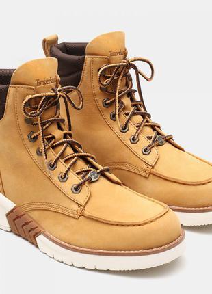 Ботинки timberland a27wc chunky sole lace-up  boot оригінал на...
