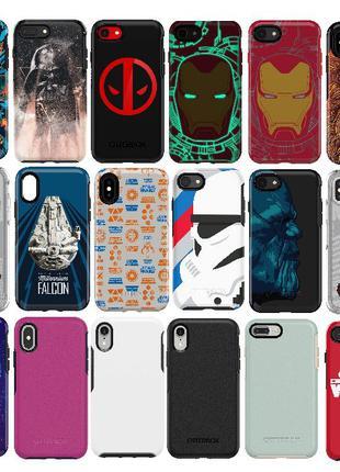 Чехол OtterBox Symmetry Star Wars Marvel Iphone 8 Plus SE 2020 X