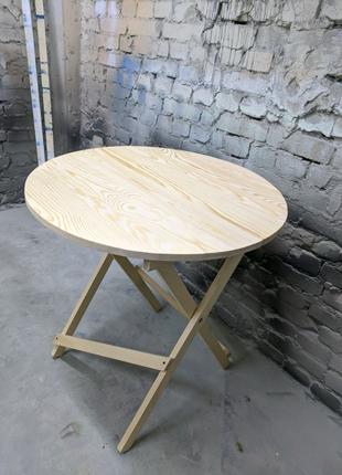 Стол складной деревянный (разные размеры)