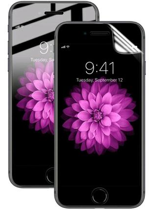 Гидрогелевая пленка для iPhone 7/8/SE