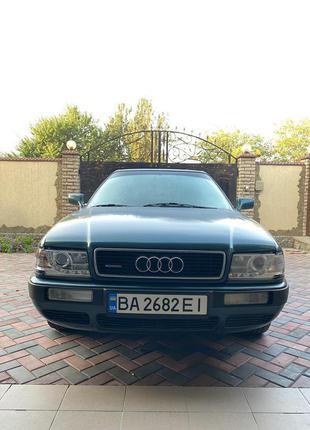 Audi 80 quattro V6 klimat