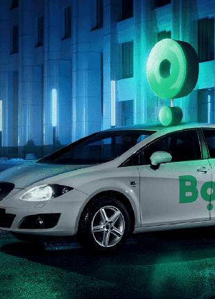 Работа на авто компании такси Bolt