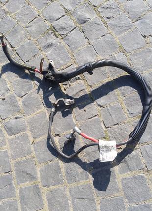 Жгут проводка АКБ аккумулятора Opel Corsa D 55556104
