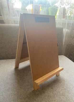 Мольберт деревянный