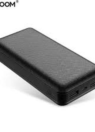 Зовнішній акумулятор Power Bank Joyroom D-M197 Plus Black