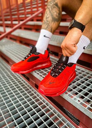 "Кроссовки Nike Air Max 720 818 ""Red"""