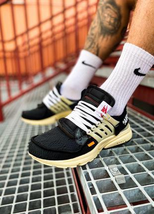 Кроссовки Off-White x Nike Air Presto