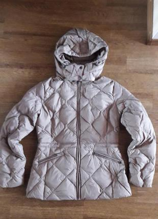 Зимняя куртка пуховик benetton